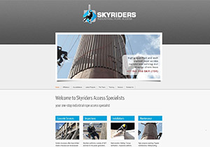 Skyriders Rope Access